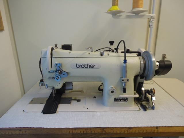 Industrie Naaimachine Brother 3 Voudig (Half Automaat