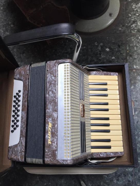 Accordeon in koffer Accord