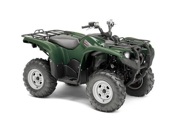 Yamaha GRIZZLY YFM 700 4x4 EPS (bj 2016)