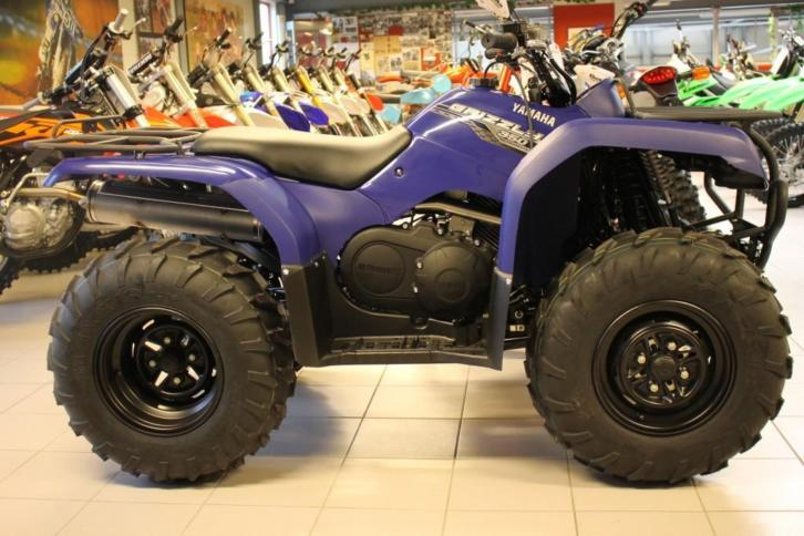 Yamaha GRIZZLY YFM 350 (bj 2016)