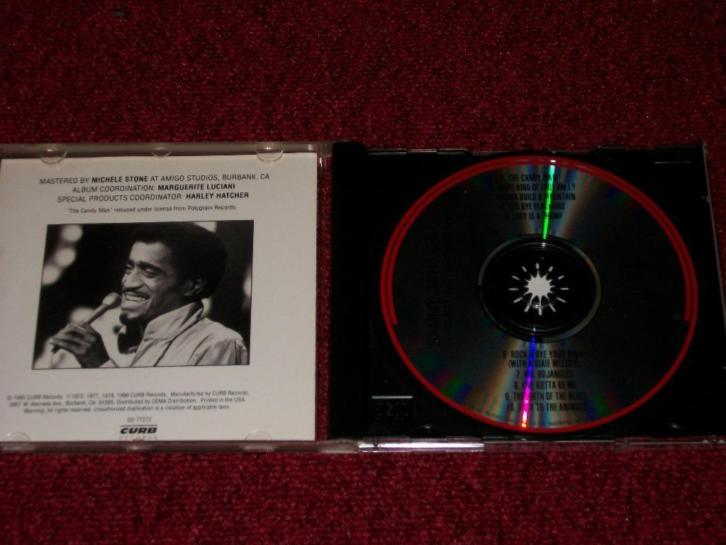 Greatest Songs - CD Sammy Davis JR.