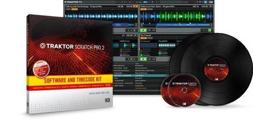 Traktor Scratch Timecode Kit