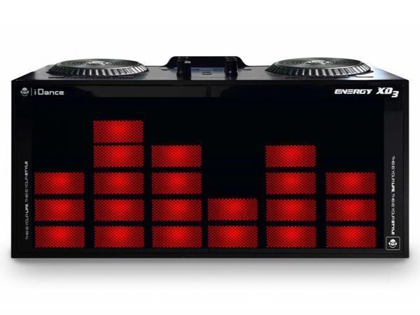 iDance XD3 All-In-One DJ Bluetooth Party Box Systeem