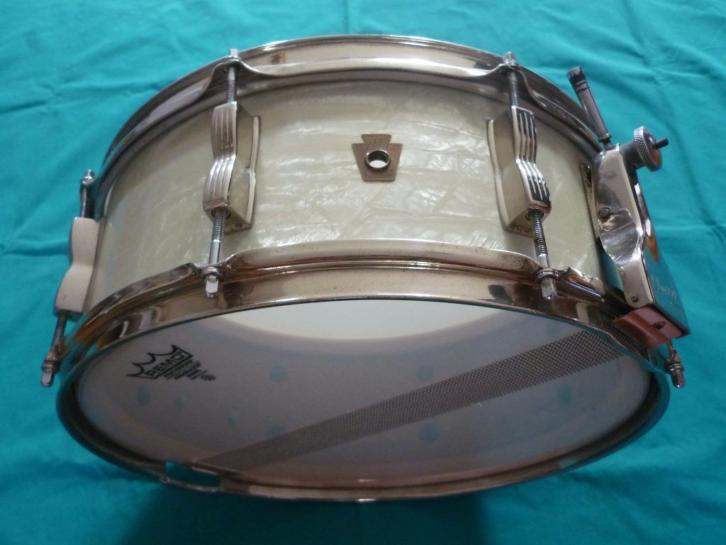 "1950's WFL Buddy Rich Super Classic snare drum 14"" x 5,5"", W"