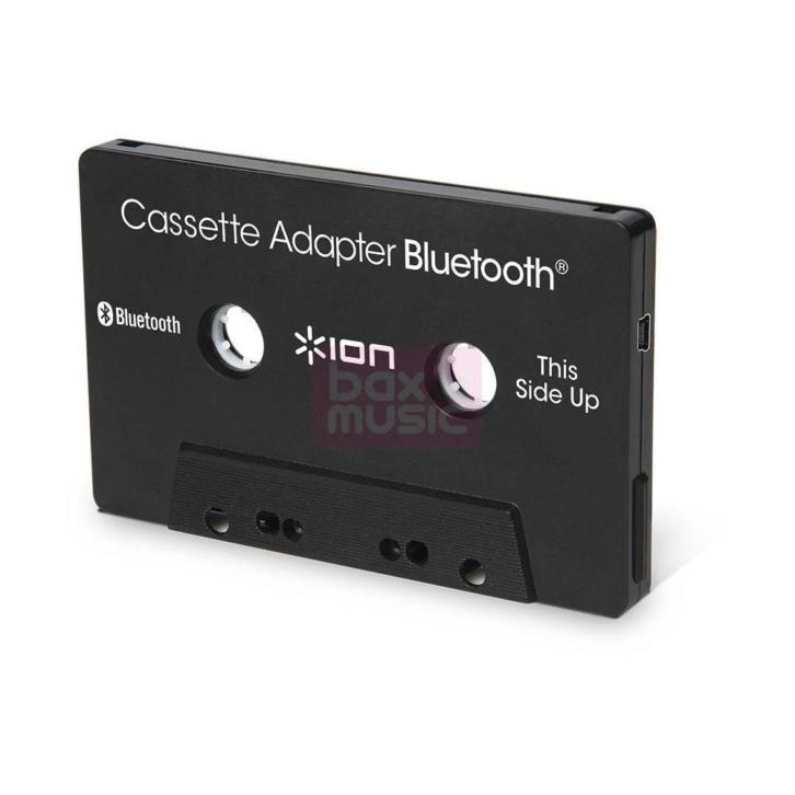(B-stock) ION Cassette Adapter Bluetooth v9