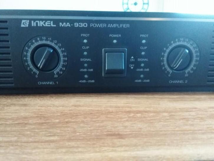 Inkel MA-930 power amplifier