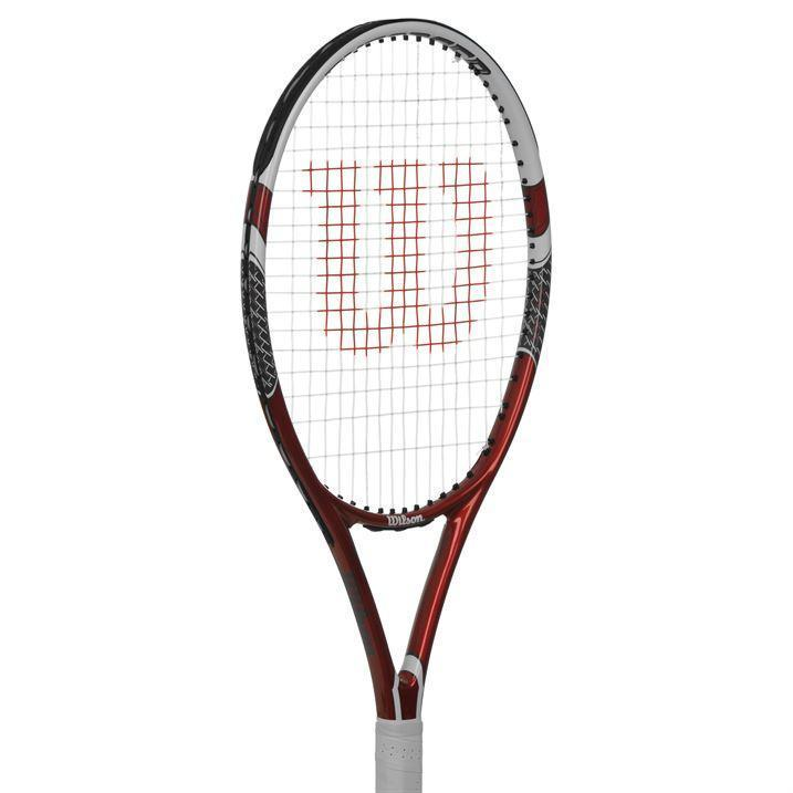 60% Korting! Wilson Enforcer tennisracket tennis racket