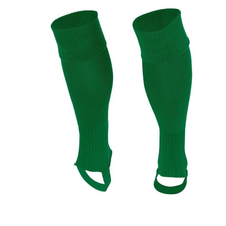 Reece Uni footless sock groen