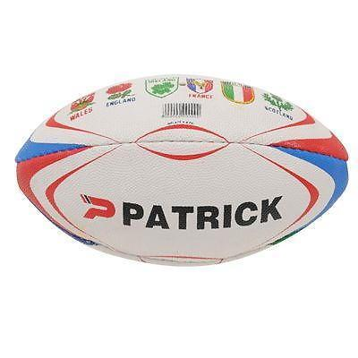Patrick Mini Rugby Ball Nations 1 Maat