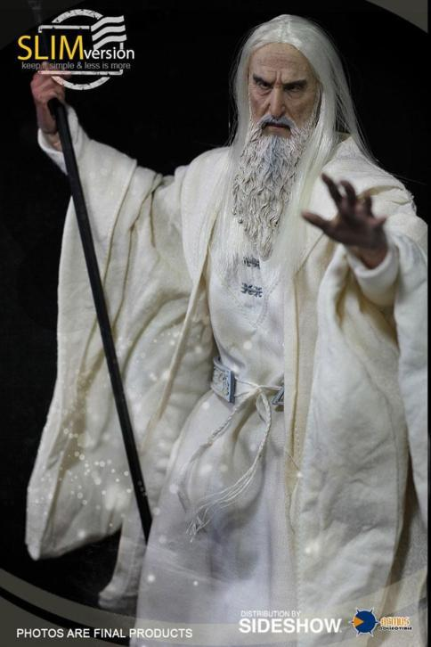Lord of the Rings Saruman MSV Action Figure Asmus Toys