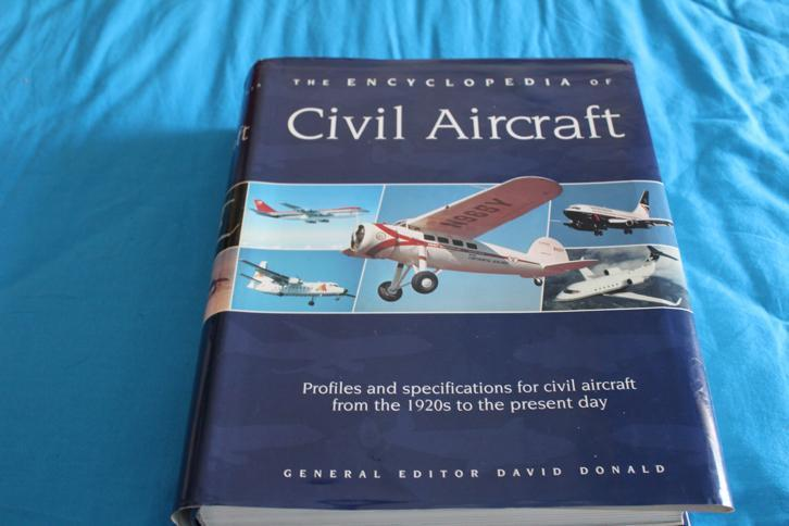 The encyclopedia of civil aircraft