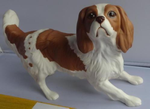 ROYAL DOULTON * CAVALIER KING CHARLES SPANIEL * Biscuit *