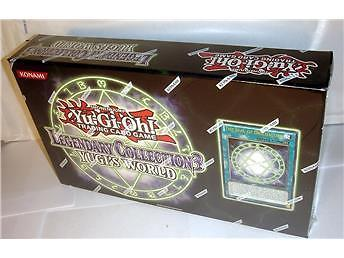 te koop 3x yu gi oh legendary collection 3