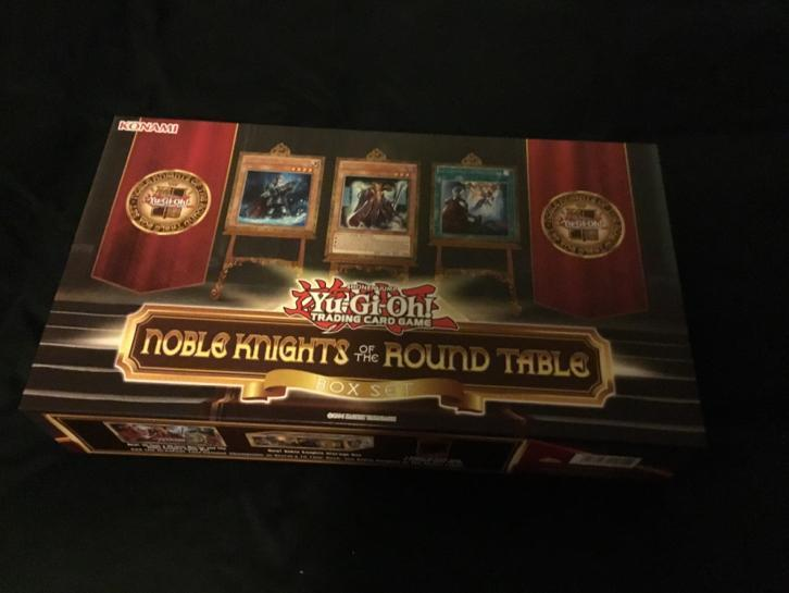 Yu-Gi-Oh - Noble Knights of the Round Table - Platinum Rare