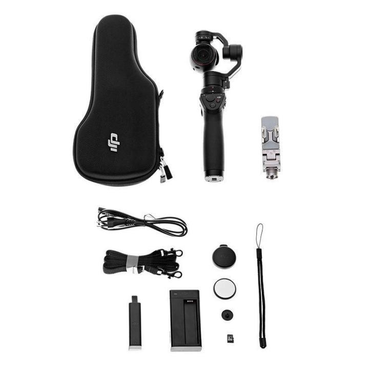 DJI Osmo with Sport Accessory Kit
