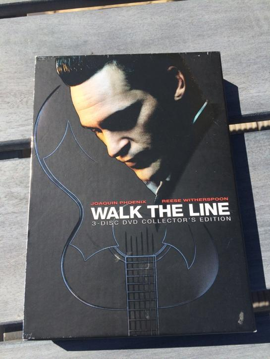 DVD's walk the line ( collector's edition)