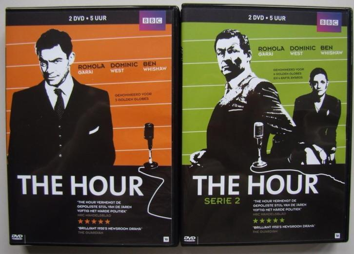DVD The Hour , serie 1 en 2