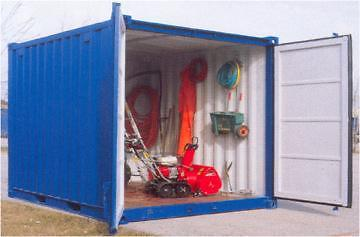 Te Huur Opslagruimtes ( containers 20 ft)