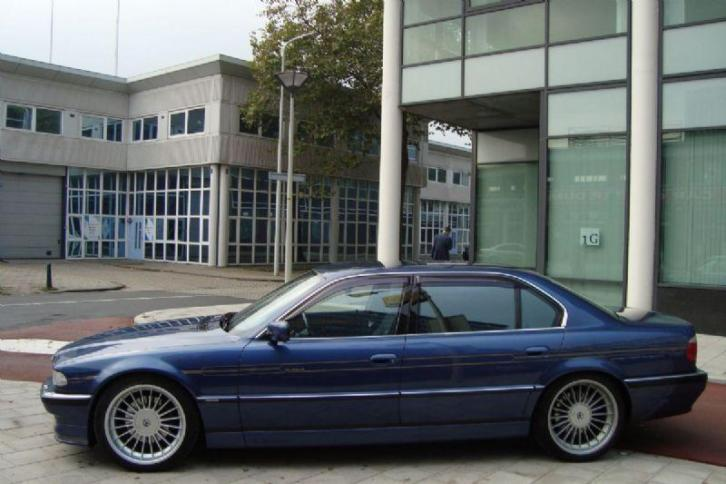 Bmw 7-serie alpina b12 5.7 lang 116dkm face-lift collectors