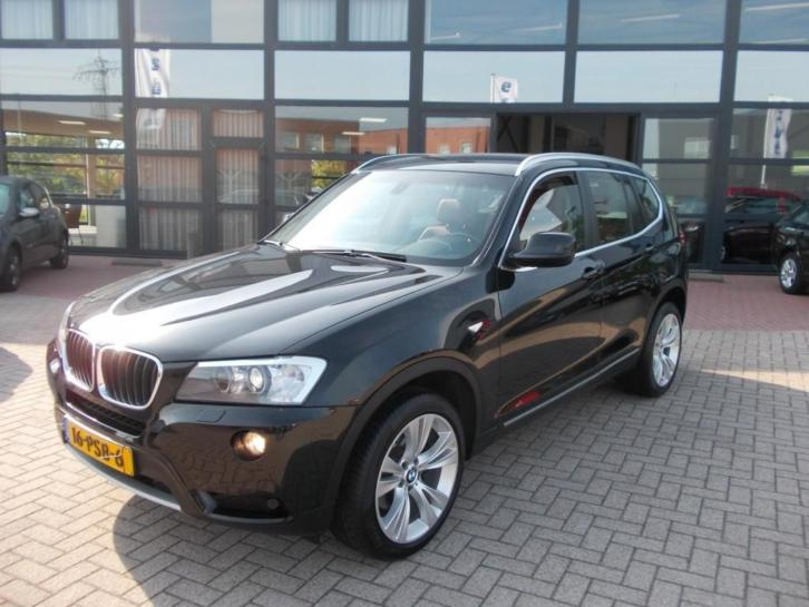 Bmw x3 2.0d xdrive automaat 184pk high executive leer naviga