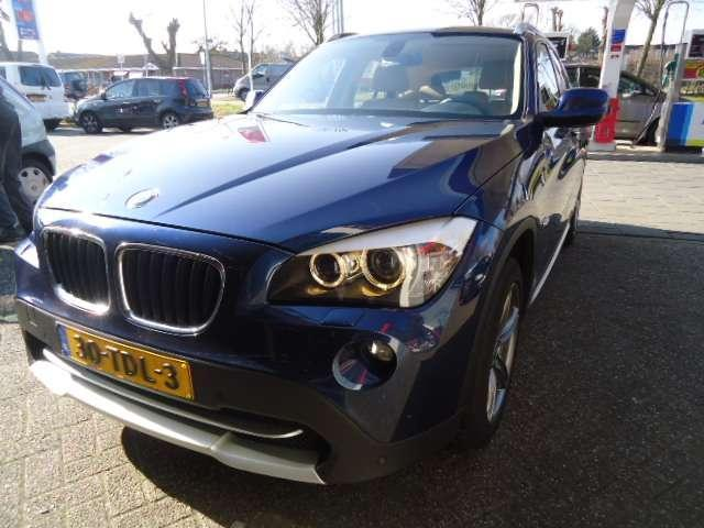 BMW X1 1.8d sDrive Business leer, xenon Automaat
