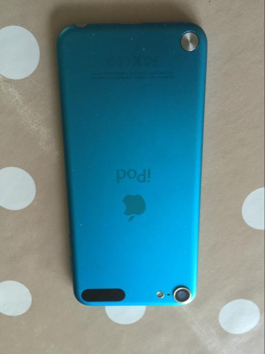 Ipod touch 5 - blauw - 32 gb
