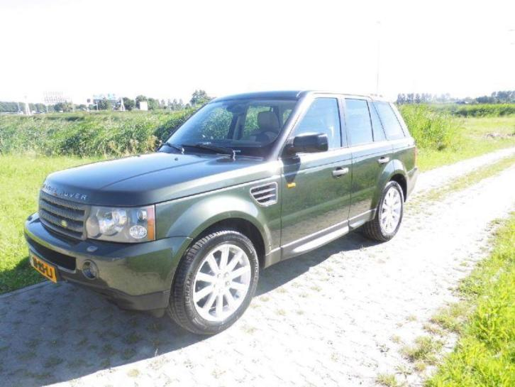 Land-Rover Range Rover Sport 2.7 TdV6 HSE*Automaat*2005*HSE