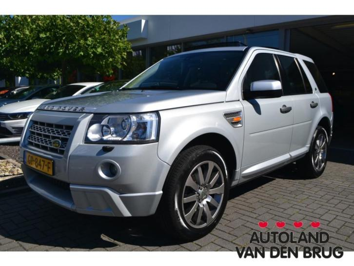 Land Rover Freelander 2.2 TD4 AUTOMAAT HSE Navi | Clima | Cr