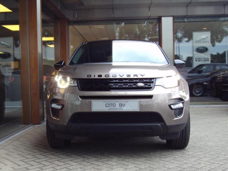 Land Rover Discovery Sport 2.0 TD4 4WD AUT9 Black Pack
