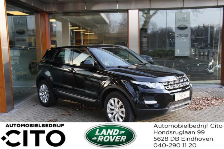 LAND ROVER Range Rover Evoque 2.2 eD4 2WD Panorama - Stoelve