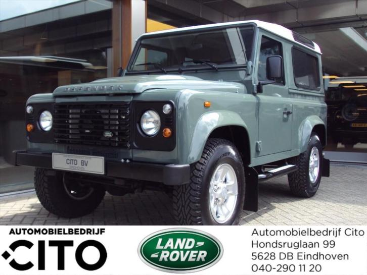 Land Rover Defender 90 Commercial S Pack