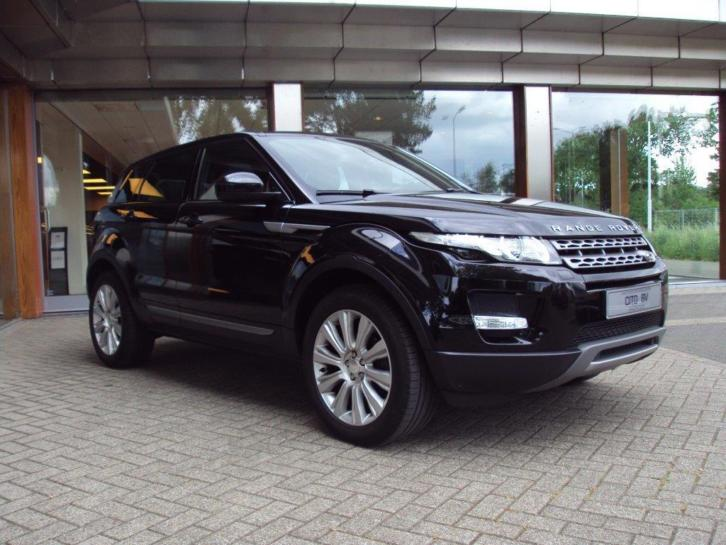 Land Rover Range Rover Evoque 2.2 TD4 4WD AUT9 Traps Busines