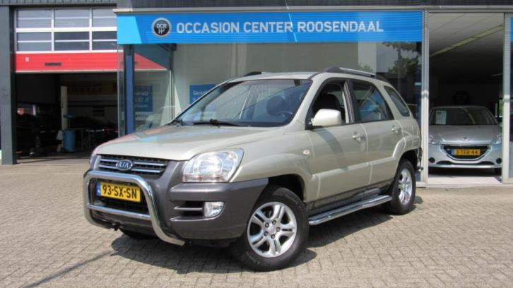 Kia Sportage 2.0 CVVT Executive ECC CRUISE LMV