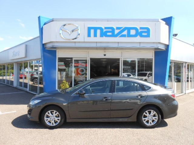 Mazda 6 1.8 Business *Leder/Trekhaak* (bj 2010)