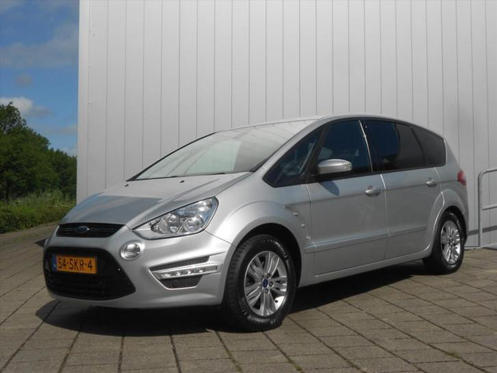 Ford S-Max 1.6 EcoBoost 160PK TREND Nav/PDC