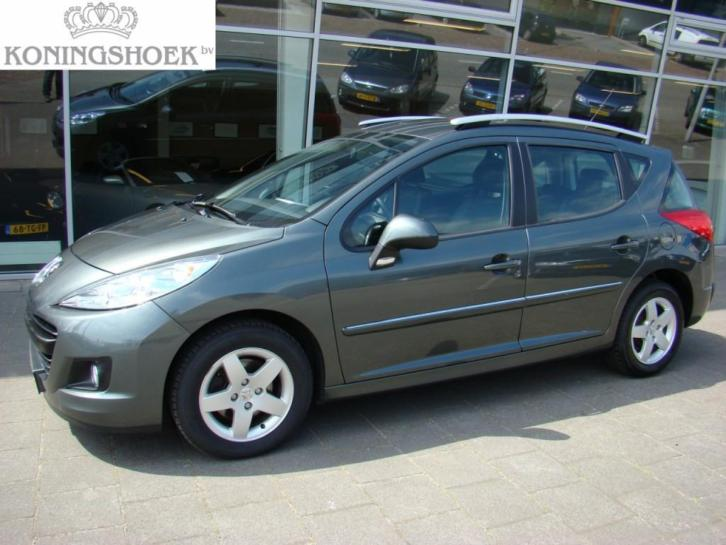 Peugeot 207 SW 1.6 HDIF Style (bj 2010)