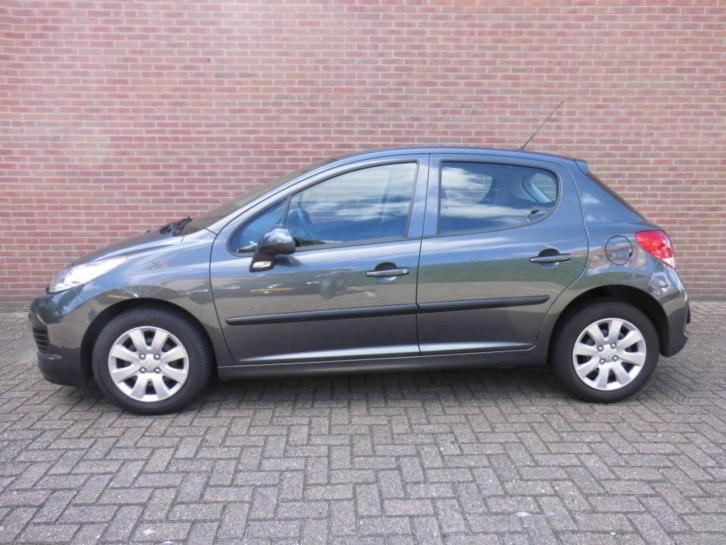 Peugeot 207 1.6 HDIF X-LINE 5drs AIRCO (bj 2009)