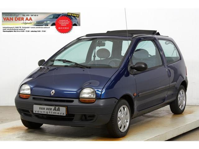 Renault TWINGO Easy Hb 3-Drs Half-Automaat Youngtimer !!