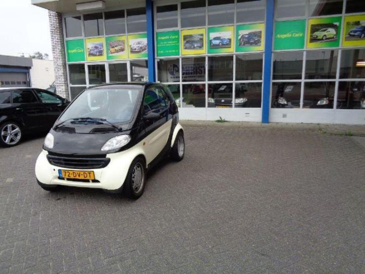 Smart city-coupe smart & passion (bj 2000 automaat)