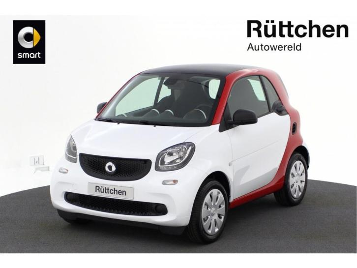 Smart Fortwo coupé 52 KW (bj 2016, automaat)