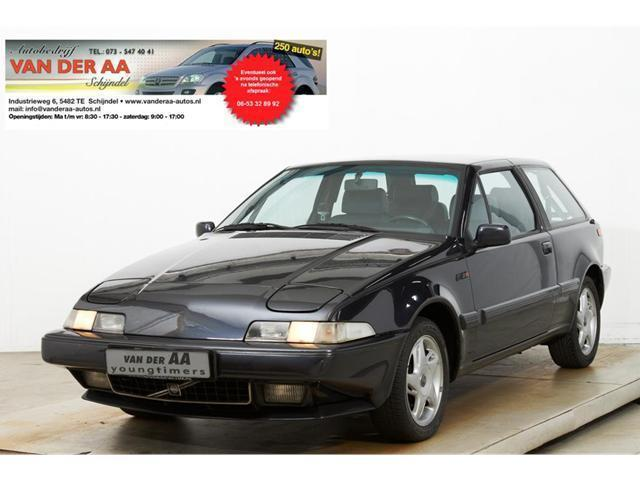 Volvo 480 ES 2.0i GT Coupe Automaat LPG G3 Youngtimer !!