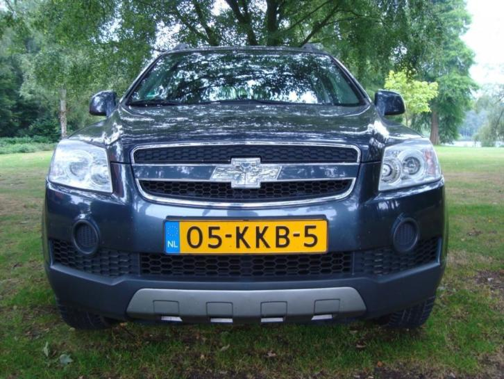 Chevrolet Captiva 2.4I STYLE 2WD / LPG-G3 / 7 PERSOONS