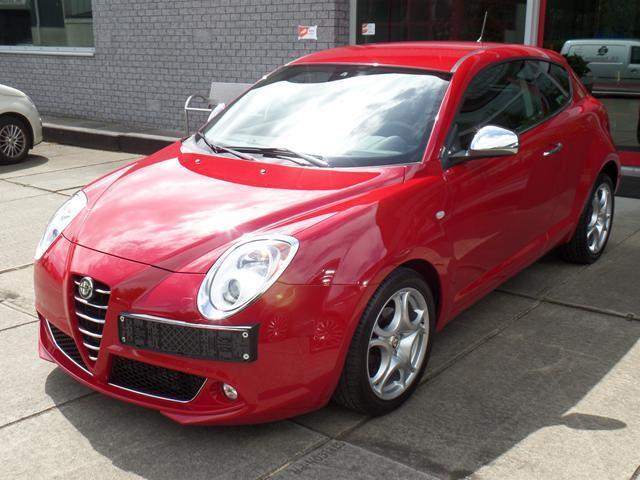 Alfa romeo MITO 1.4 Turbo MultiAir Distinctive 135pk TCT