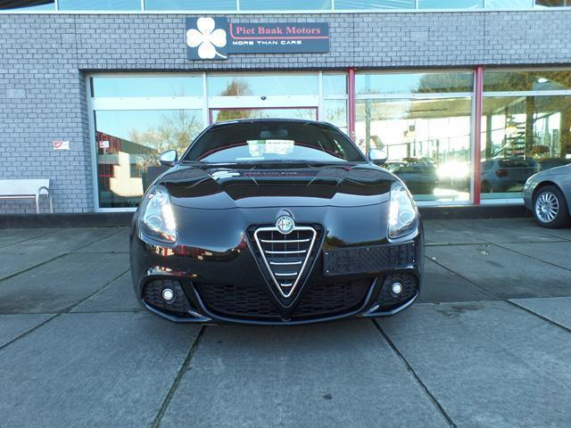 Alfa romeo GIULIETTA 1.4 Turbo MultiAir Distinctive 170pk TC