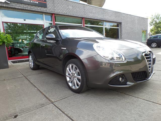 Alfa romeo GIULIETTA 1.4 Turbo MultiAir Distinctive 170pk