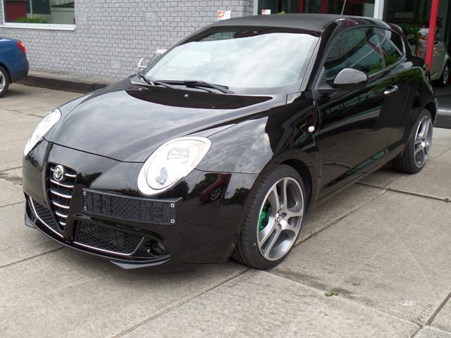 Alfa romeo MITO 1.4 Turbo Multiair Distinctive 135 pk TCT