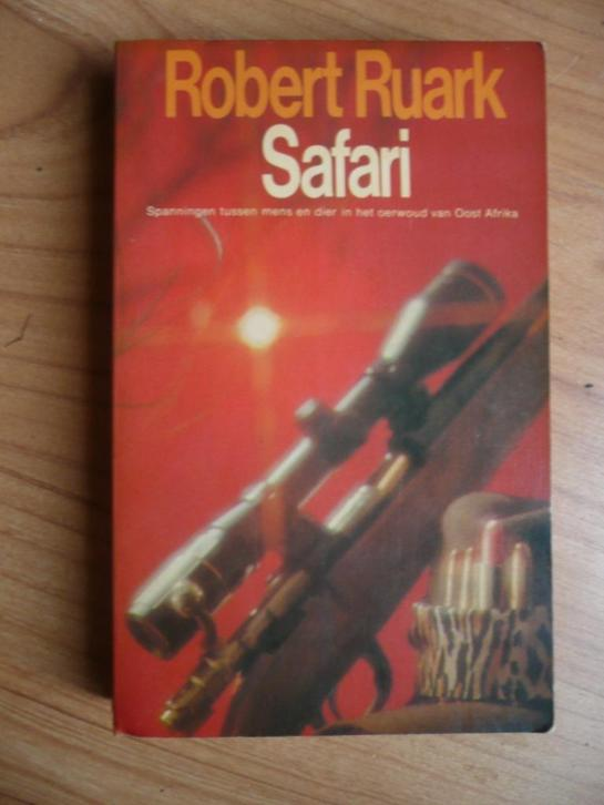 Robert Ruark - Safari