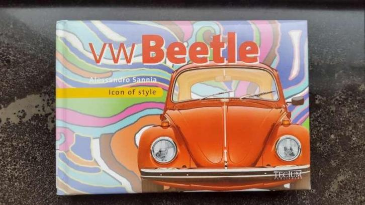 VW Beetle, Icon of Style, boek over de kever