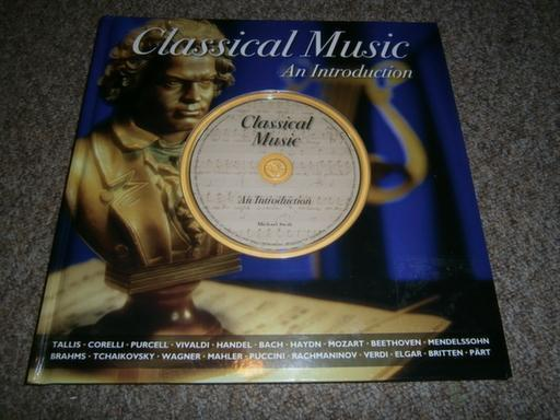 Classical Music - An Introduction Plus CD Nieuw!