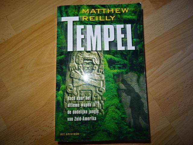 Tempel - Matthew Reilly